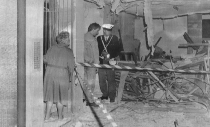 17.05.1988 Attentato palazzo residenziale via Genova 24